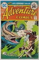 Adventure Comics #437 VF+ Spectre 1975 DC Bronze Age Comics