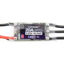 Lumenier 20Amp OPTO ESC Speed Control  W/ BLHeli 4249