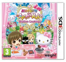 Hello Kitty and The Apron of Magic Rhythm Cooking For UK / EU 3DS (New & Sealed)