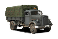 FORCES OF VALOR - GERMAN 3 TON CARGO TRUCK Eastern Front, 1941, 1:32