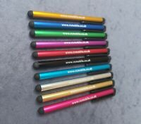 10 x Personalised Touch Screen Stylus Pens For All Mobile Phone iPad iPhone Tab