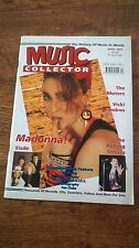 Madonna Music Collector April 1991 Magazine