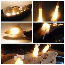 War zone lamps