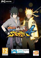 Naruto Shippuden Ultimate Ninja Storm 4 PC [BRAND NEW GLOBAL STEAM KEY]