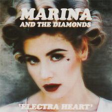 Marina and The Diamonds – Electra Heart ENHANCED CD / Atlantic Records CD 2012