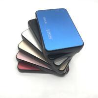 NEW 2020 500GB,1TB,2TB EXTERNAL HARD DRIVE USB-PC, MAC, Xbox, PS4 + 1YR Warranty
