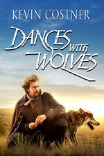 DANCES WITH WOLVES - KEVIN COSTNER - MARY MCDONNELL - 1990 ORION HOME VIDEO VHS