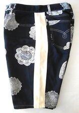 SHORT vintage 80's woman MOSCHINO jeans  made Italy TG.30 circa S/M circa  RARE