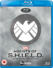 MARVEL'S AGENTS OF S.H.I.E.L.D. Season 3 [Blu-ray 5-Disc Set] Shield Three Third