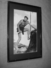"Original MGM RENO Restaurant 11"" X 14"" WEISSMULLER Tarzan    MAKE OFFER!!!!"