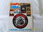VINTAGE 1975  LIONEL HO SCALE 75th ANNIVERSARY TRAIN CATALOG