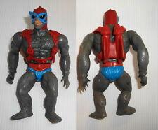Figurine vintage Maîtres de l'univers MOTU Mattel 1981 Stratos red pack Taiwan
