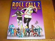 Goo: Tri Stat Systems - Roll Call 2 : The Sidekick Club