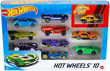 Hot Wheels 54886 10er Geschenkset Sortiment - zufällige Auswahl