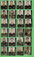 #D223.  SET WEETBIX NEW ZEALAND JUNIOR RUGBY UNION CAMP HOLOGRAM CARDS