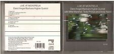 Rare Darol Anger Barbara Higbe Mike Marshall Live At Montreux 1985 Japan CD