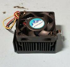 Foxconn/IBM 19K7160 3 pin CPU Fan Heatsink IBM FRU: 10K1689 (Old Stock)