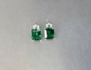 CrazieM 925 Silver Vintage Southwest Estate Stud Post Earrings 3.6g x63