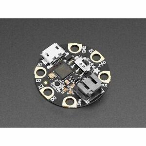 Adafruit GEMMA M0 - Miniature wearable electronic platform