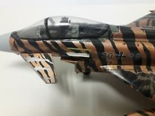 "Revell 1/48 Eurofighter Typhoon "" Bronze Tiger "" - built"