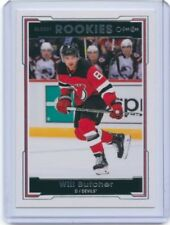17/18 O-PEE-CHEE OPC GLOSSY ROOKIE RC #R-6 WILL BUTCHER DEVILS *54068