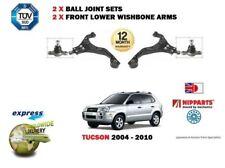 Pour Hyundai Tucson 2004-2010 Gauche+Droit 2X Fourche Bras+ 2 X Kit Rotule