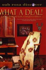 What a Deal - Secrets to Buying and Selling at an Antique Flea Market (DVD) (W)