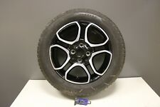 "1 originali original Mercedes Smart FORFOUR Fortwo 15"" LEGA RUOTA Diamond Cut"