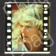Farrah Fawcett, original 35mm press transparency slide