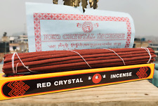 Red Crystal Traditional Tibetan Incense Stick