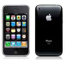 Apple iPhone 3GS - 8GB - Black (AT&T) Smartphone