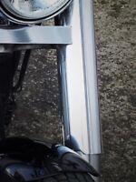Kühlerverkleidung verchromt Honda VT 600 Shadow PC21