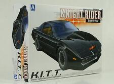 Pontiac Transam Knight Rider Season one 2000 K.i.T.T Kit Bausatz 1:24 Aoshima