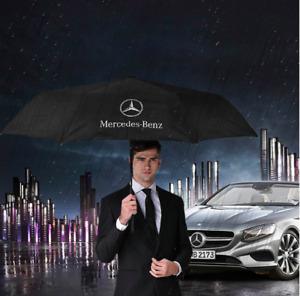 Umbrella For for Mercedes Benz A C E CLA GLC Class W212 W222 W221 W176 W204 w203