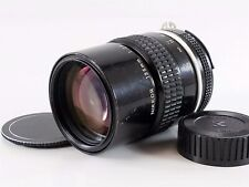 Nikon Nikkor 135mm F/2.8 Ai Telephoto Lens Manual Focus