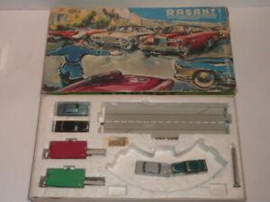 Rasant 090 Auto -Rennbahn  Autostrasse  (ähnlich wie  Faller AMS)