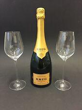 Krug Grande Cuvée Champagne 0,75l 12,5% vol + 2 pichet zwiesel verres