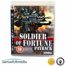 Soldier of Fortune: Payback (PS3) **GREAT CONDITION!**
