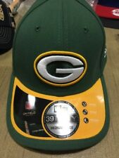Green Bay Packers Hat NEW Mens Cap Size Medium Large  Green NFL Pack Many Styles
