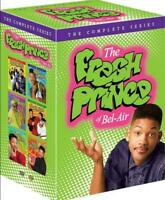THE FRESH PRINCE OF BEL-AIR Complete Series 1-6 Season 1 2 3 4 5 6 (22 DVD Set)