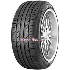 KIT 2 PZ PNEUMATICI GOMME CONTINENTAL CONTISPORTCONTACT 5 SUV XL SSR * 255/55R18
