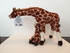 *New* Save the Giraffes Mother and Baby Animal Plush Set - Toys R Us Exclusive