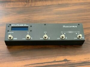 Musicomlab EFX Lite 62M