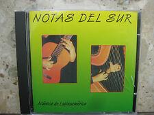 Notas del Sur-catalana de Latinoamérica (soundstarton'97/37:09)...
