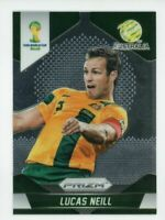 2014 Lucas Neill Panini Prizm Fifa World Cup Brasil #15
