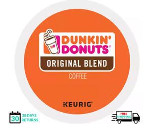 Dunkin Donuts Original Blend Keurig Coffee K-cups YOU PICK THE SIZE