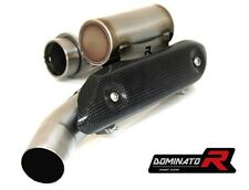 DOMINATOR HEADER HEAD PIPE WITH  POWER BOMB POWERBOMB YAMAHA WR 400 F 98-02