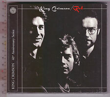 King Crimson_Red_40th Anniversary Series ( CD+DVD )