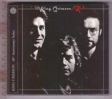 King Crimson_Red_40th Anniversary Series ( CD+DVD )