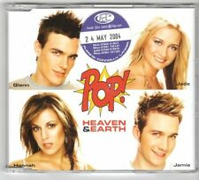 (GS964) Pop!, Heaven & Earth - 2004 DJ CD